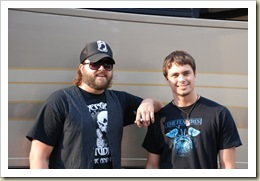 Randy Houser Monday 082