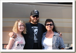 Randy Houser Monday 084