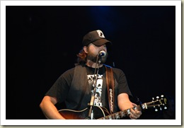 Randy Houser Monday 092