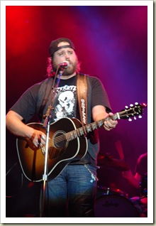 Randy Houser Monday 129