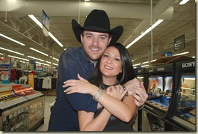 Chris Young Walmart 357