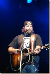 Randy Houser Monday 117