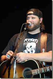 Randy Houser Monday 134