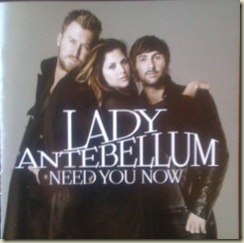Lady A new CD