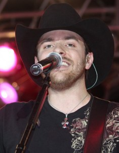 Chris Young, second artist scheduled for Washington County, Va., Fair!