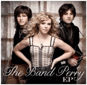 The Band Perry to release five-song EP on April 6