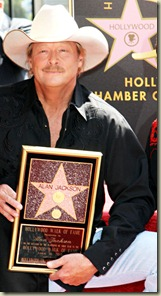 alan jackson walk of fame 160410