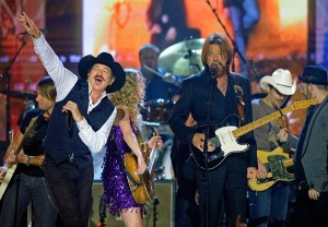 Brooks and Dunn Special on CBS Sunday, May 23