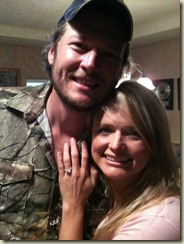 Blake and Miranda New