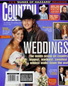 Blake and Miranda are engaged … and a look back at Blake's first marriage