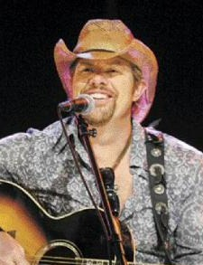 Toby Keith and Friends Golf Classic – Raising money for cancer victims