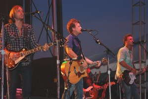 Love and Theft at FunFest – pictures from a great show!