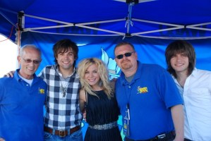 The Band Perry put on a show at the Appalachian Fair in Gray