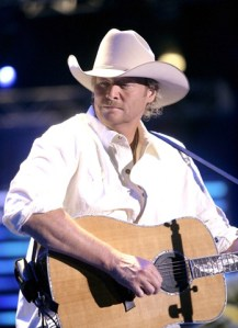 Alan Jackson's Fall Tour will include Chris Young and The Band Perry