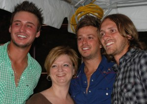 One more reason I'm a huge Love and Theft fan—They have the coolest contests!
