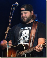 Randy Houser Monday 115