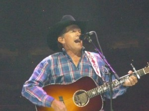 George Strait continues very successful tour with Reba and Lee Ann Womack