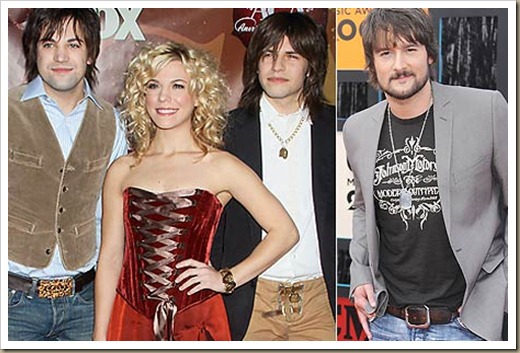 Band Perry and Eric