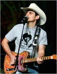 """This is Country Music,"" new CD for Brad Paisley release date, May 24"