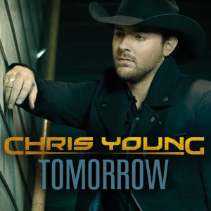 "Chris Young's ""Tomorrow"" is bright with a Top 10 Digital Single Debut"