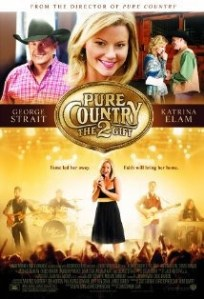Pure Country 2: The Gift–on DVD today