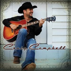Craig Campbell: CD Review and Contest! Enter to win an autographed copy and a keychain