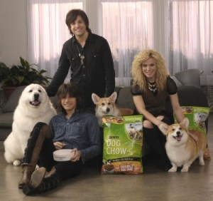 The Band Perry is doing a lot for the dogs these days