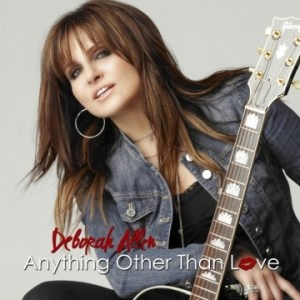 "Deborah Allen Releases New Single to Country Radio, ""Anything Other Than Love"""