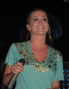 Kellie Pickler at Kingsport's Fun Fest