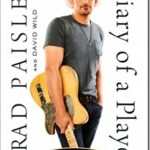 """Brad Paisley authors """"Diary of a Player,"""" book to be released Nov. 1, 2011"""