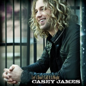 Keeping up with country artist Casey James