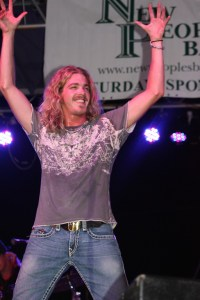 "New single for Bucky Covington–""I Wanna Be That Feeling"""