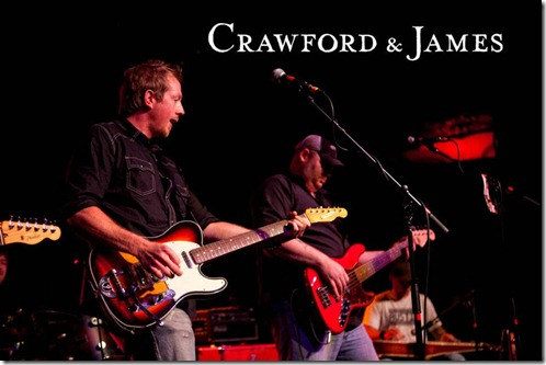 Crawford and James 1