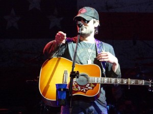 Eric Church isn't going to let just anyone profit from his success