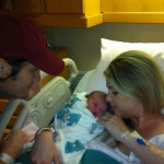 Joe Nichols shares his new baby with the world, via his facebook and web site
