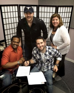 Artist Concepts Partners Becky Harris, Anthony Smith and Chris Young Sign Brinley Addington For Artist Representation