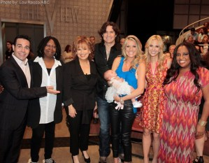 Catch Joe Nichols Friday morning on The View