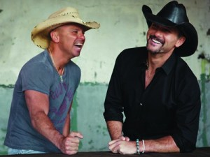 More than one million tickets sold for Kenny Chesney & Tim McGraw 'Brothers of the Sun Tour'