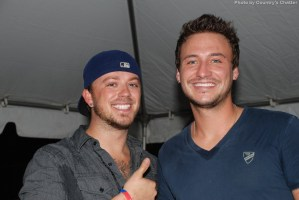 Love and Theft entertain fans at Greene County Fair