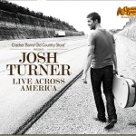 "Josh Turner's ""Live Across America"" achieves Top 10 chart success"