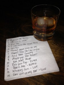 Toby Keith 'tweets' Hope On The Rocks track list and Deluxe Edition cover art