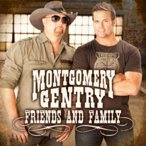 Montgomery Gentry digitally releases new EP Friends and Family