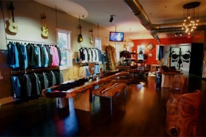 Gary Allan opens clothing store, The Label
