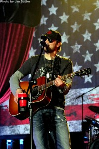 Eric Church named a Top Touring Act of 2012