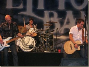 Skeletons music video, Bud Light Web Exclusive for Eli Young Band