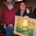 David Corlew celebrates 40th anniversary with Charlie Daniels Band