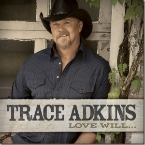 Trace Adkins' website gets fans on The Big Road to NYC