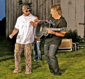 Million YouTube views for Joe Diffie's Girl Ridin' Shotgun video, featuring Jawga Boyz