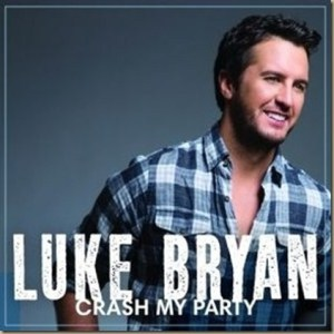 Luke Bryan's Crash My Party Available Now