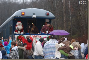 Santa Train with Kree Harrison 037